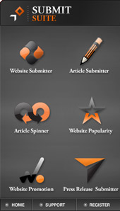SEO news and product news related to Website Submitter